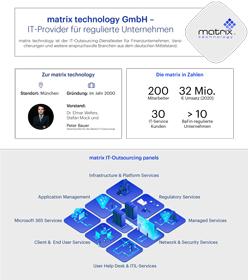 matrix Fact-Sheet IT-Outsourcing