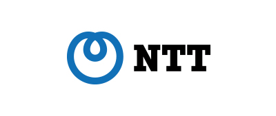NTT Logo - matrix Partner