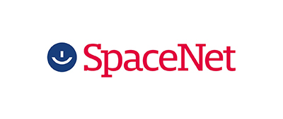 Spacenet Logo - matrix Partner