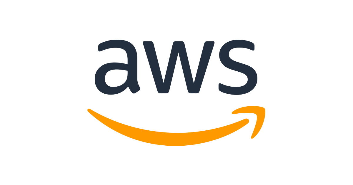 AWS Logo, Amazon Web Services, Logo