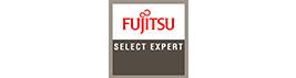 Fujitsu Partnerlogo, Fujitsu Select Expert, Logo