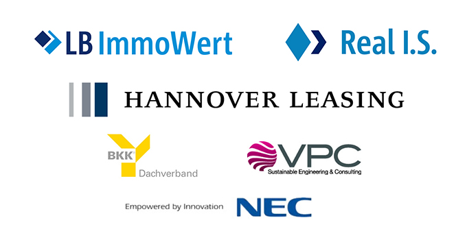IT-Outsourcing Referenzen, LBImmowert, Real IS, VPC, BKK Dachverband, Hannover Leasing, NEC