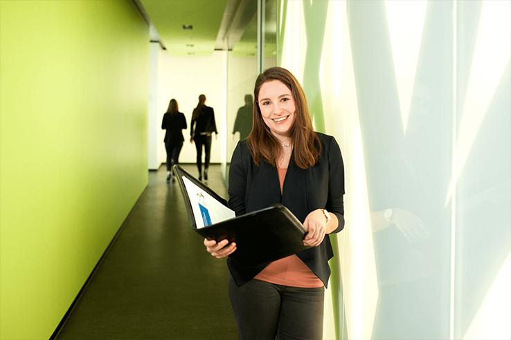 Mitarbeiterstatement, Karriere, matrix technology AG, Service Consultant
