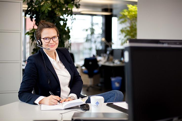 Mitarbeiterstatement, Karriere, matrix technology AG, Account Manager