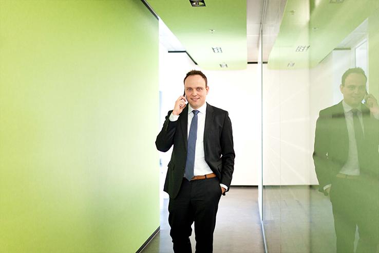 Mitarbeiterstatement, Karriere, matrix technology AG, Project Manager