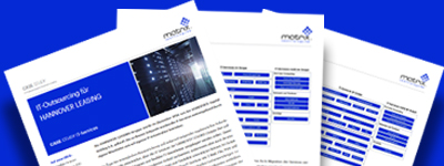 Teaser, Case Study, Hannover Leasing, IT-Outsourcing