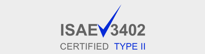 Zertifizierung, matrix technology AG, ISAE Report Type II